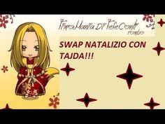 SWAP NATALIZIO CON TAJDA!