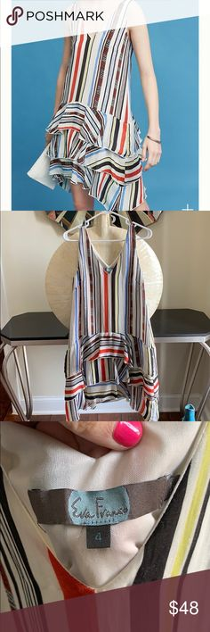 79813b9546df Anthropologie Eva Franco Milana striped dress In excellent condition with  no flaws! Adorable striped dress