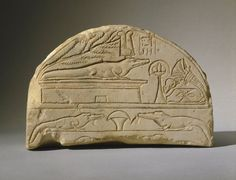 Crocodile Stela. New Kingdom, XIX or XX Dynasty, ca. 1295-1070 B.C.