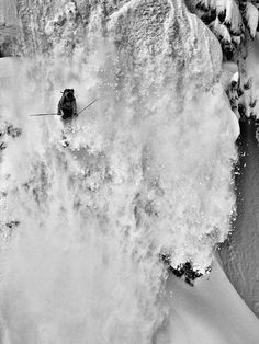 Sidecountry Skiing Mount Baker, Washington Photograph by Grant Gunderson