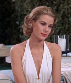 """Grace Kelly in her final film, """"High Society"""" Old Hollywood Stars, Vintage Hollywood, Hollywood Glamour, Hollywood Actresses, Classic Hollywood, Hollywood Celebrities, Grace Kelly Mode, Grace Kelly Style, Grace Kelly Fashion"""