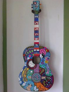 This is such a cool guitar!