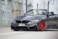 Vossen Wheels - BMW M4 - VOSSEN FORGED: PRECISION SERIES: VPS-314T