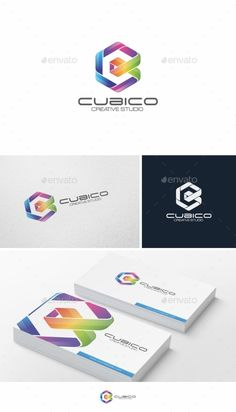 B Letter / C Letter - Logo Template  — EPS Template #agency #colors • Download ➝ https://graphicriver.net/item/b-letter-c-letter-logo-template/9823664?ref=pxcr