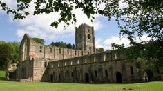 National Trust, UK,  website: http://www.nationaltrust.org.uk/visit/places/find-a-place-to-visit Pic = Fountains Abbey
