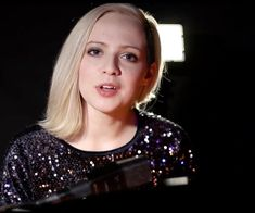 Don't You Worry Child- Madilyn Bailey Remix. I love this!!! I think that she does a fantastic job!