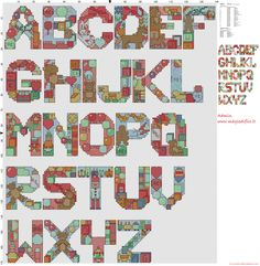 Alfabeto bimbi con orsacchiotti