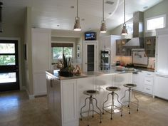 Contemporary kitchens - The Kitchen Consultant