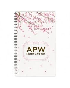 Cherry Blossom - Personalized Journal - Lined Paper