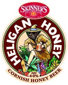 Heligan Honey pump clip 2013