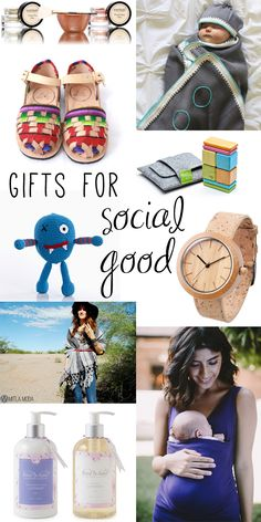 Giving gifts that give back feels awesome. This gift guide features socially conscious companies that make beautiful products that give back in some way.