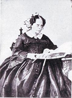 Tea at Trianon: Photograph of the Duchesse de Berry