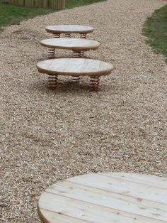Creating natural and inspiring outdoor play spaces