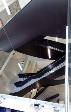 Stairs Faculty of Applied Physics and Electrical Engineering, Flux, Eindhoven University of Technology - AHH