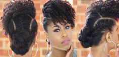 4 Chic Back-to-School Hairstyles for Natural Hair
