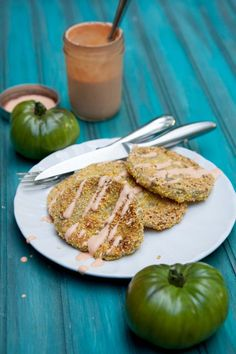 fried green tomatoes from backtoherroots.com -Y