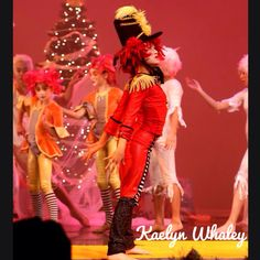 Performing at 800-seat Grand Theater, Christmas Cirque show.  #actress #actor #cirque #christmas #christmasshow #lepetitcirque