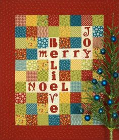 How cute is this! What fun you can have with a charm back. (Atkinson Designs, 'I spy Christmas')