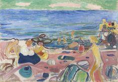 ALONGTIMEALONE: thunderstruck9: Edvard Munch (Norwegian,...