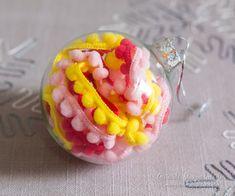 ideas para decorar bolas de navidad