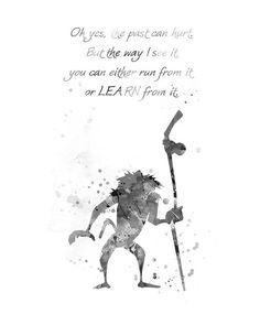 Rafiki Black and White Rafiki quote inspired Lion King Rafiki Poster Watercolor Disney Simba Nursery Disney Tattoos Quotes, Disney Quotes, Tattoo Quotes, Disney Songs, Tattoo Fonts, Rafiki Quotes, Lion King Quotes, Enough Is Enough Quotes, King Tattoos
