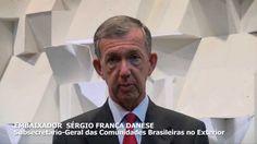 Diálogos sobre Política Externa: Embaixador Sérgio Danese