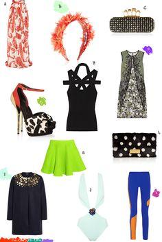 Cool Girls Closet: New Net-A-Porter Must Haves 12/21/12