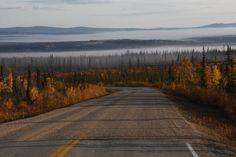 Alaska - weltreisewelt Indian Summer, Alaska, Fjord, Country Roads, National Forest, Travel