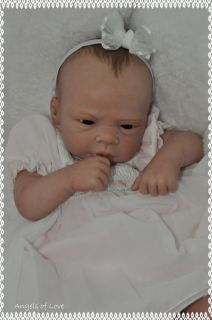 Reborn Baby Girl Michelle Sculpt by Eveline Wosnjuk A Sherrys Angel