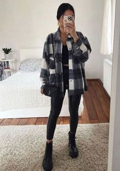 Trendy Fall Outfits, Casual Winter Outfits, Winter Fashion Outfits, Simple Outfits, Look Fashion, Stylish Outfits, Cute Outfits, Autumn Outfits, College Winter Outfits