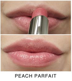 Revlon Lip Butters: Cotton Candy, Macaroon And Peach Parfait. All Things Beauty, Beauty Make Up, Hair Beauty, Lipstick Colors, Lip Colors, Peachy Pink Lipstick, Neutral Lipstick, Lipstick Shades, Colours