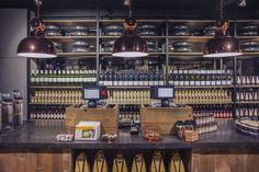 Amsterdam Cheese Store by studiomfd, Amsterdam – Netherlands » Retail Design Blog