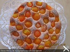 Aprikosenkuchen - der einfachste überhaupt!
