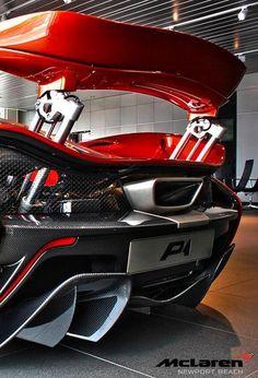 #McLarenP1