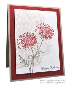 Birthday CASE Card Creations by Beth