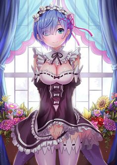 #Rem_is_love