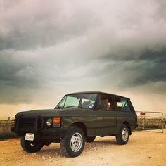 Range Rover Classic