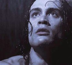 """Brandon Lee as Eric Draven in """"The Crow"""" <3 (R.I.P.)"""