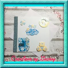 New Baby Cards Handmade Cards Its A Girl Its A Girl