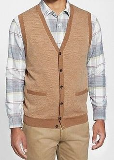 StS Ranchwear Western Vest Men Ace Leather Conceal Carry Brown ...