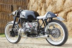 BMW caferacer airhead - repined by http://www.motorcyclehouse.com/ #MotorcycleHouse