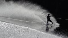 Barefoot Skiing