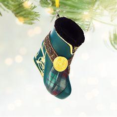 Disney Pixar Brave Merida Shoe Ornament (as of Disney Shoe Ornaments, Disney Christmas Decorations, Xmas Ornaments, Brave Merida, Brave Disney Princess, Princess Merida, Disney Parks Store, Disney Pixar, Disney Heels