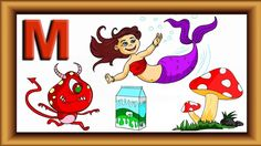 How to Draw for Kids  Step by step Drawing and Coloring Learn Words with...
