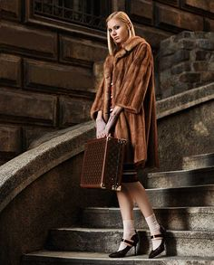 All Magazine Channels 'The Royal Tenenbaums' Style in New Editorial