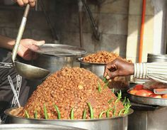 Delhi - Street food