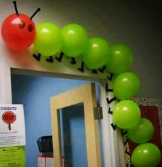 Really cute classroom decorating!