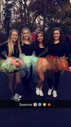 Season Halloween Costume. Teen Halloween costumes. Group Halloween costume. Girl costume ideas  sc 1 st  Pinterest & 15+ Super Fun Halloween Costumes for Girls | Halloween Party Ideas ...