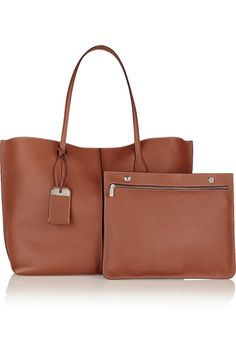 Tod's | Shopping medium leather tote | NET-A-PORTER.COM