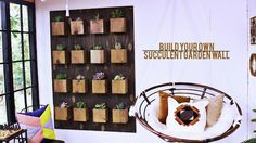 Here's how to make your own garden wall: http://livewelln.co/Vd5wBj #DIY